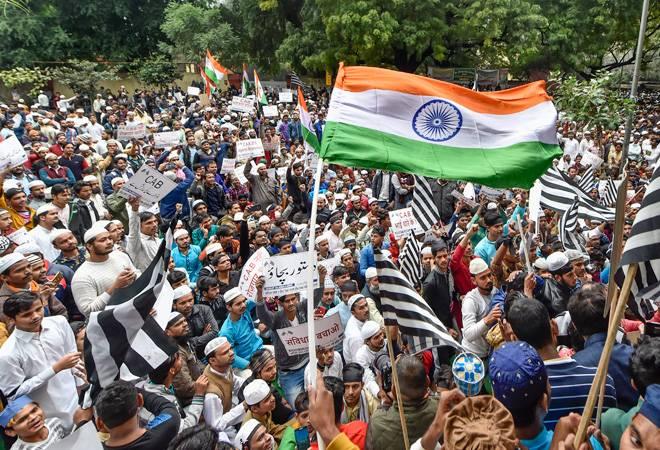 citizenship amendment act jamia university delhi lucknow students protest supreme court