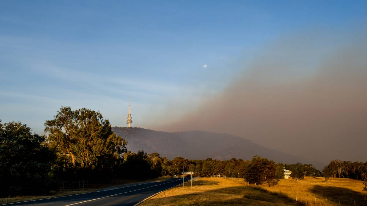 sydneys air to be 11 times worse than danger level because of fire