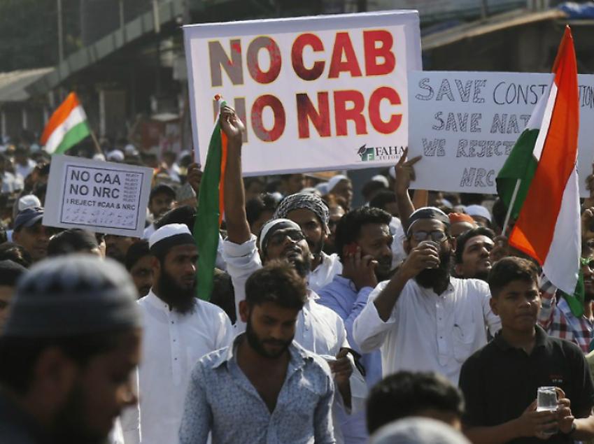 સમગ્ર દેશમાં CAA-NRCનો વિરોધ થઈ રહ્યો છે