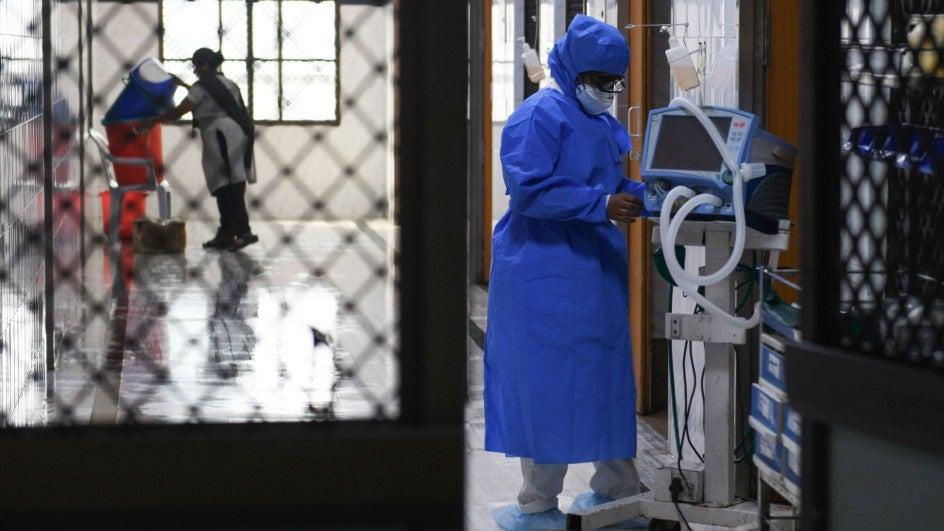 coronavirus outbreak india